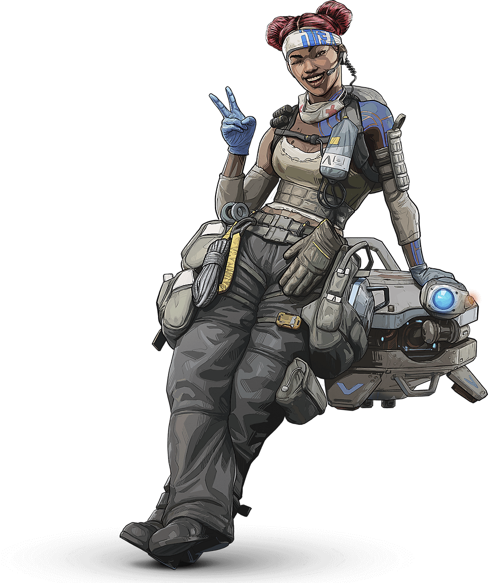 APEX Legends - Lifeline Arte del personaje