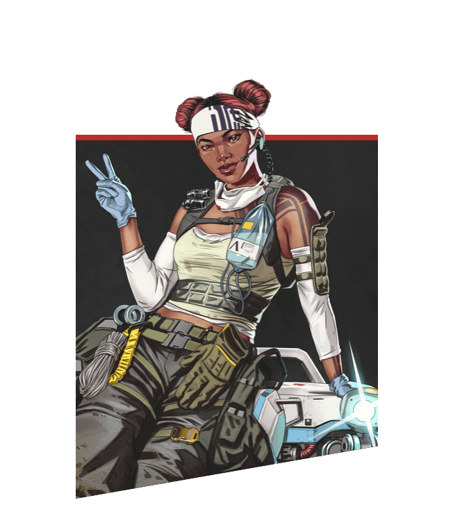 Apex Legends - Lifeline Character Portrait