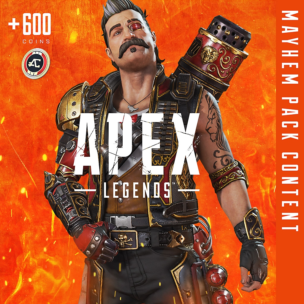 Apex Legends - Mayhem Pack Content