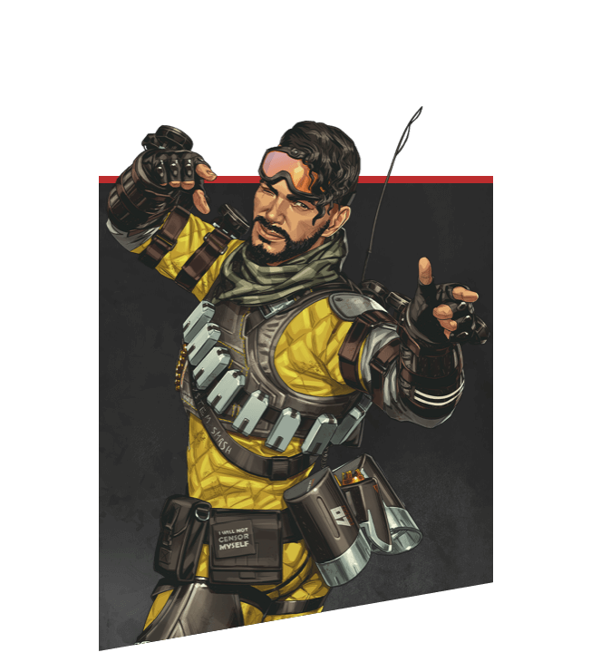 Apex Legends - Retrato de Mirage