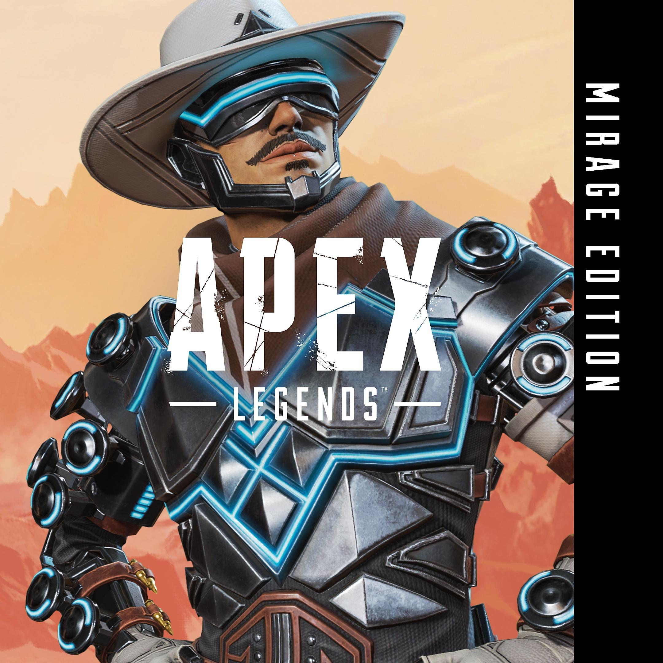 APEX Legends - Mirage Edition - Store Art