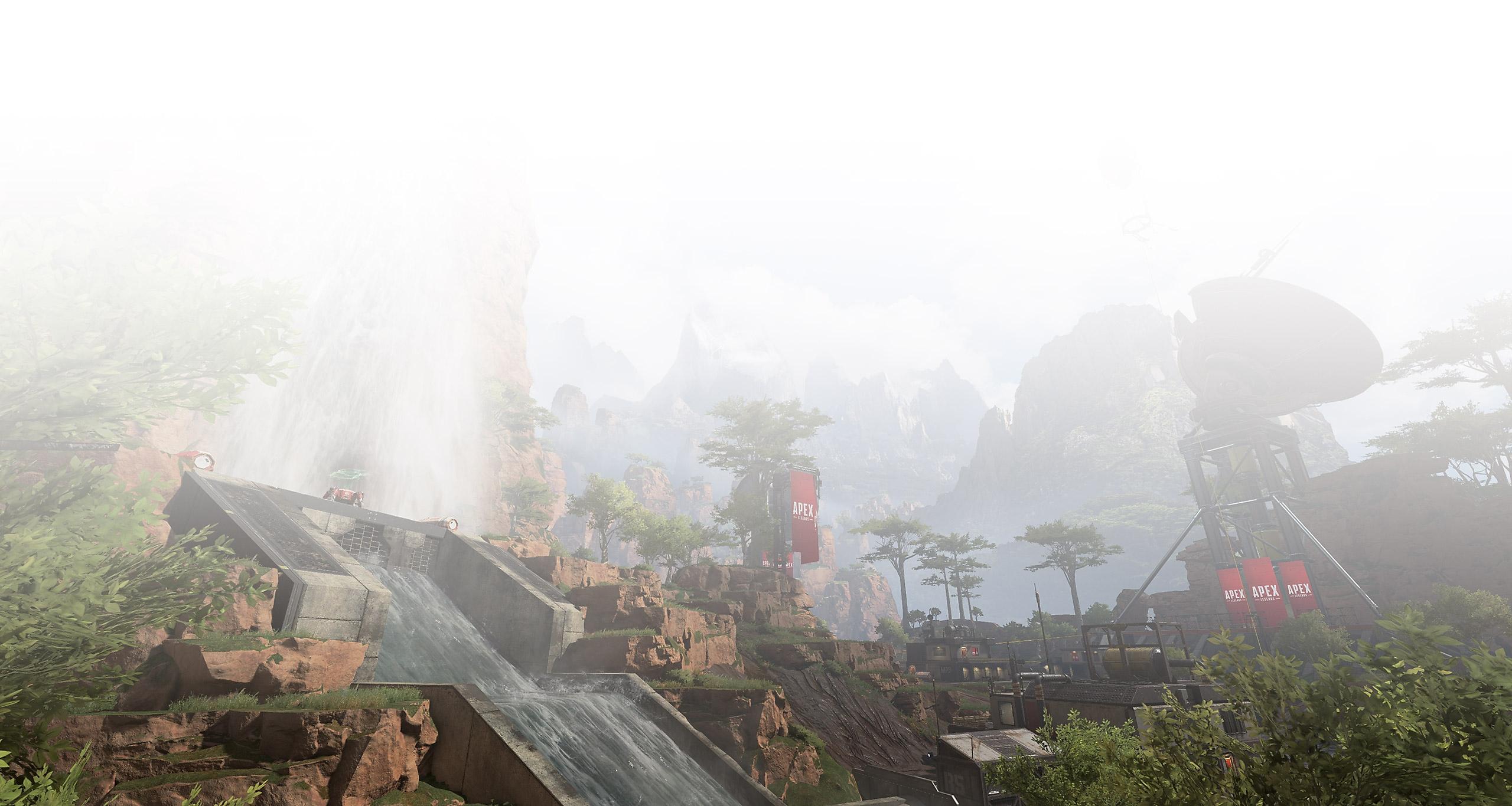 APEX Legends - Overblik over baggrundsgrafik