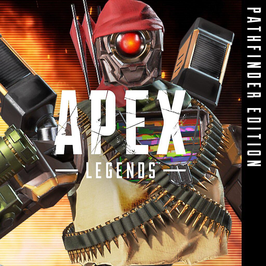 APEX Legends - Edición Pathfinder - Arte de tienda