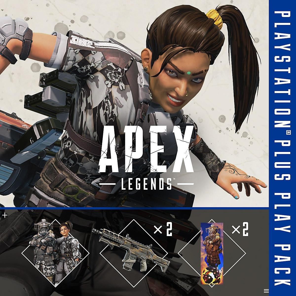 PlayStation Plus Play Pack artwork