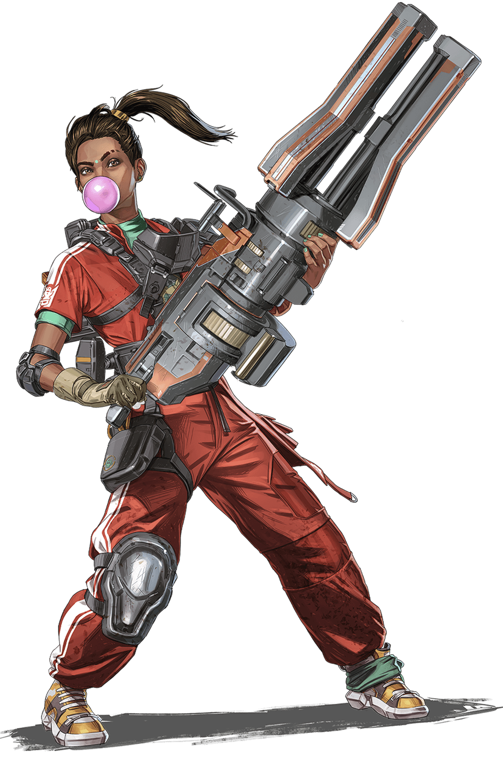 APEX Legends - Arte de Revenant