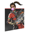 Apex Legends - Rampart portret lika
