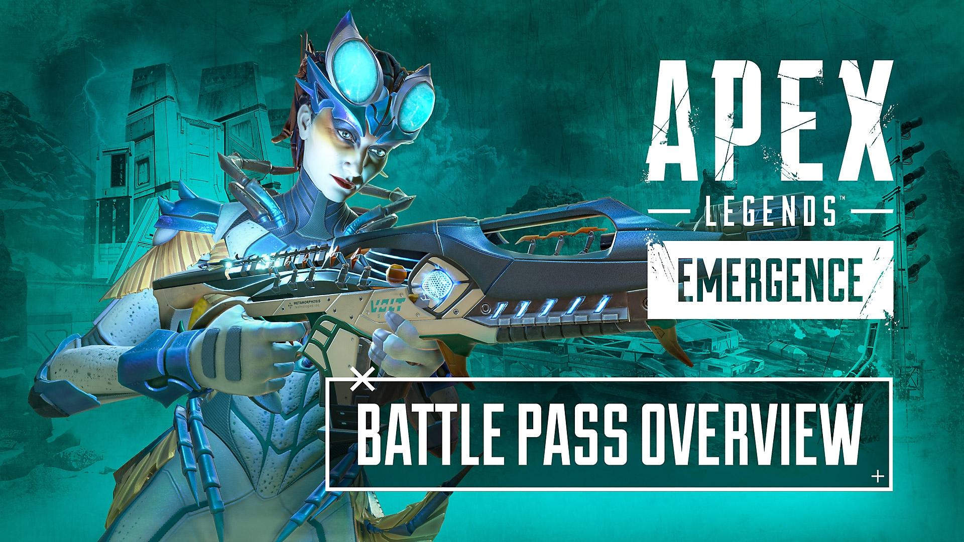 Apex Legends - bande-annonce d'aperçu du Passe de combat