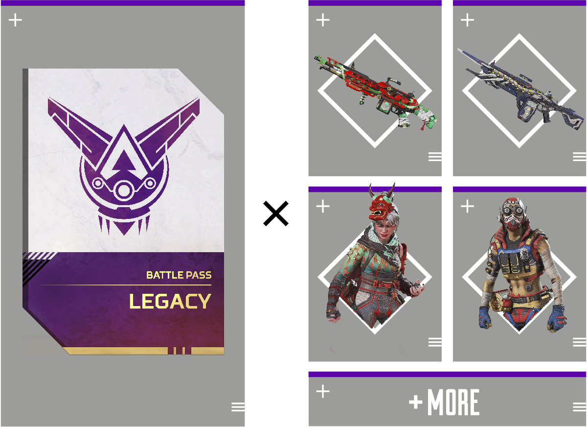 APEX Legends - Season 9 Battle Pass Contents