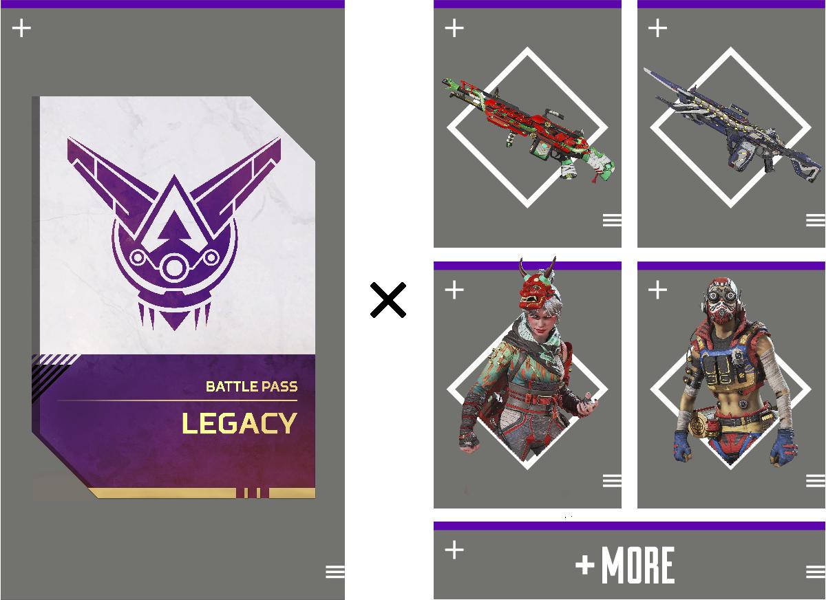 APEX Legends - เนื้อหา Season 9 Battle Pass