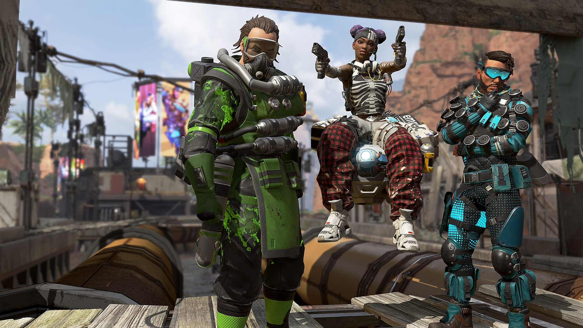 APEX Legends - Key Features Screenshot 2