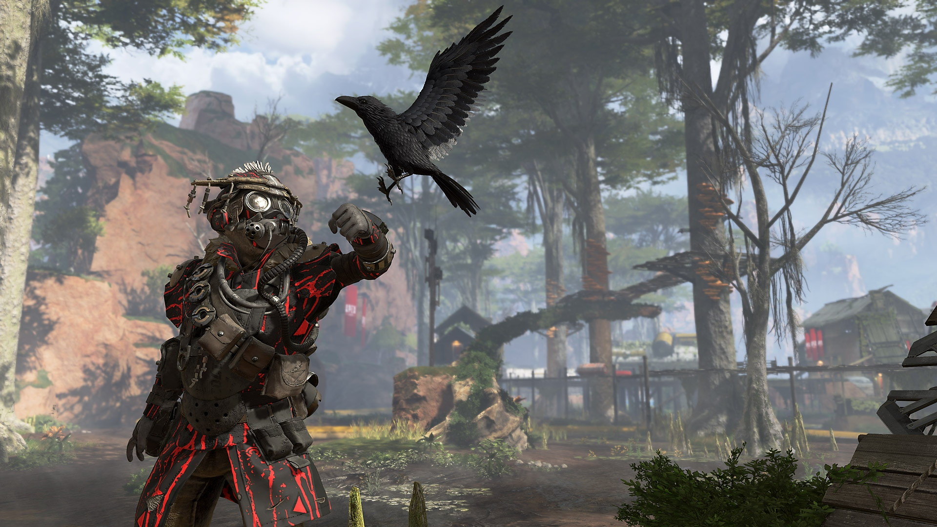 Apex Legends - Captura de pantalla de vehículo Trident