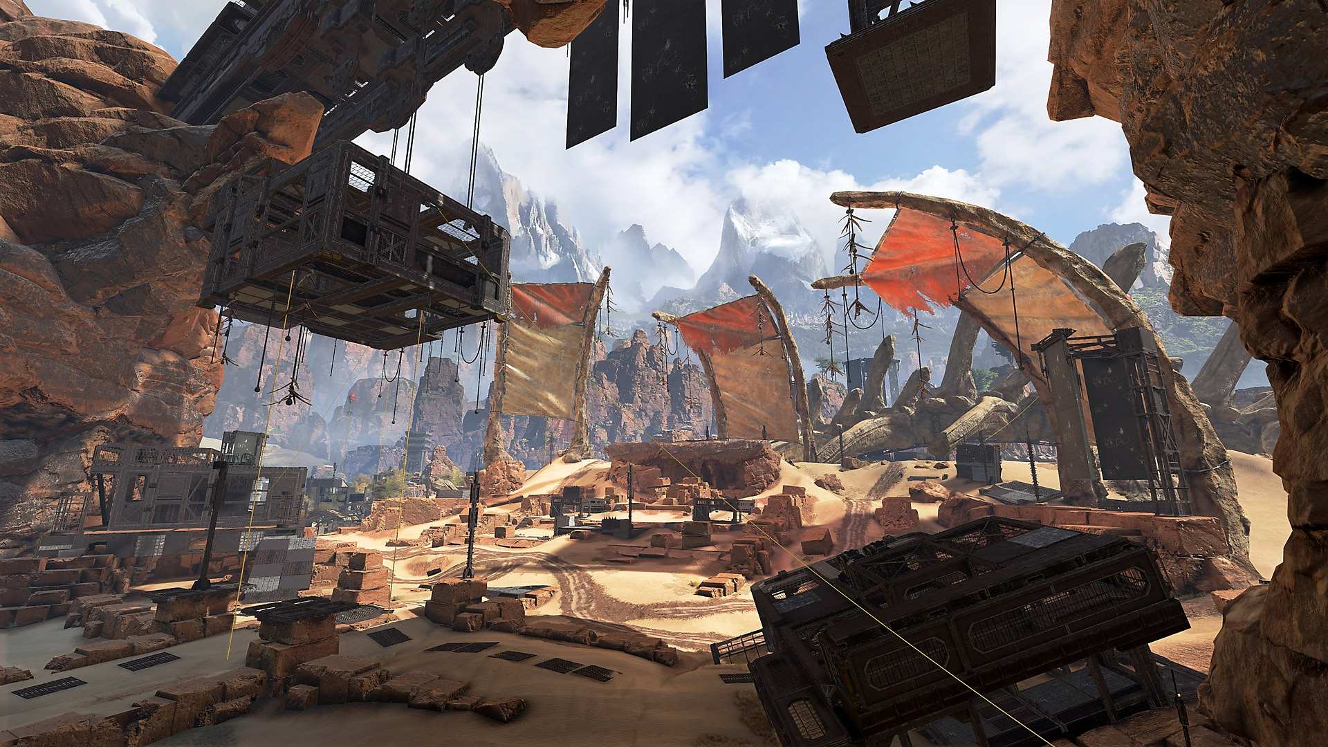 APEX Legends - Key Features Screenshot 1