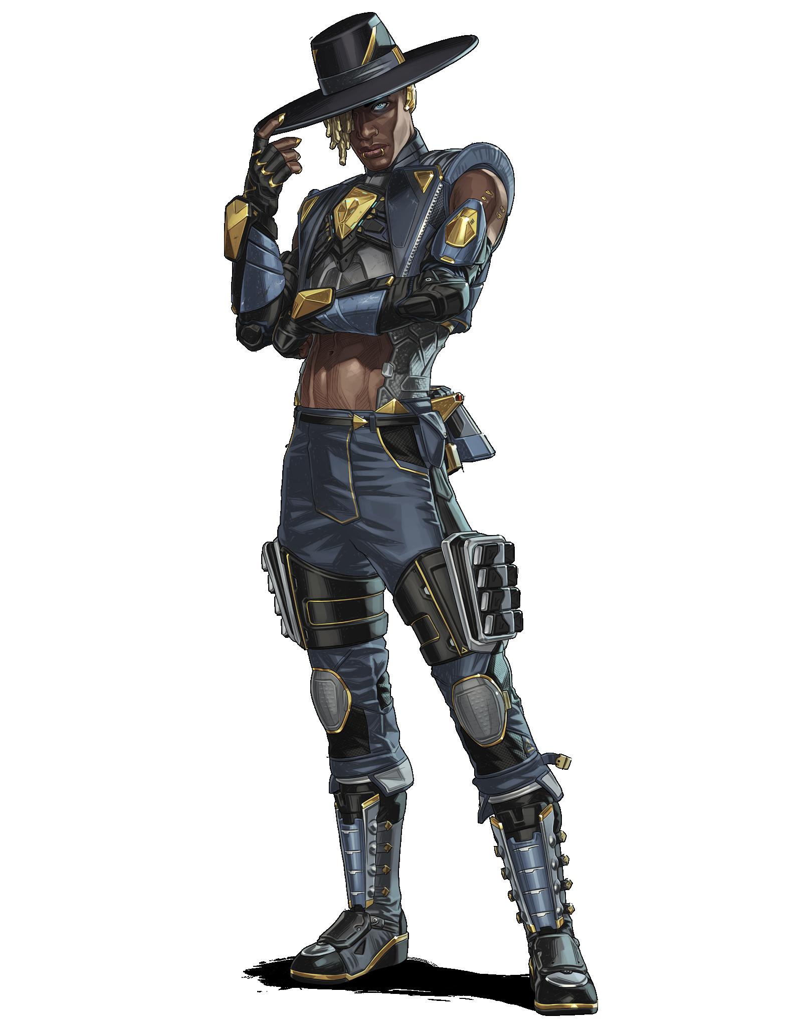 APEX Legends - Arte de personaje Seer
