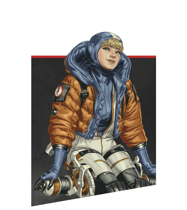 Apex Legends - Retrato de Wattson