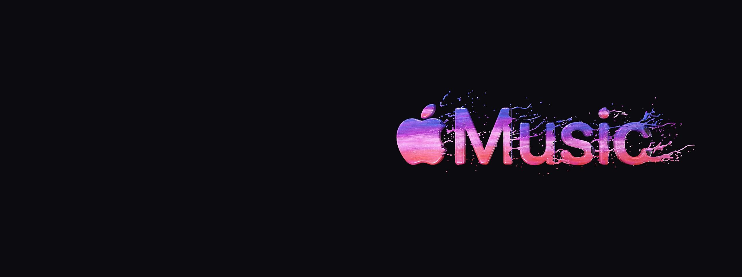 Apple Music Hero Mobile Asset