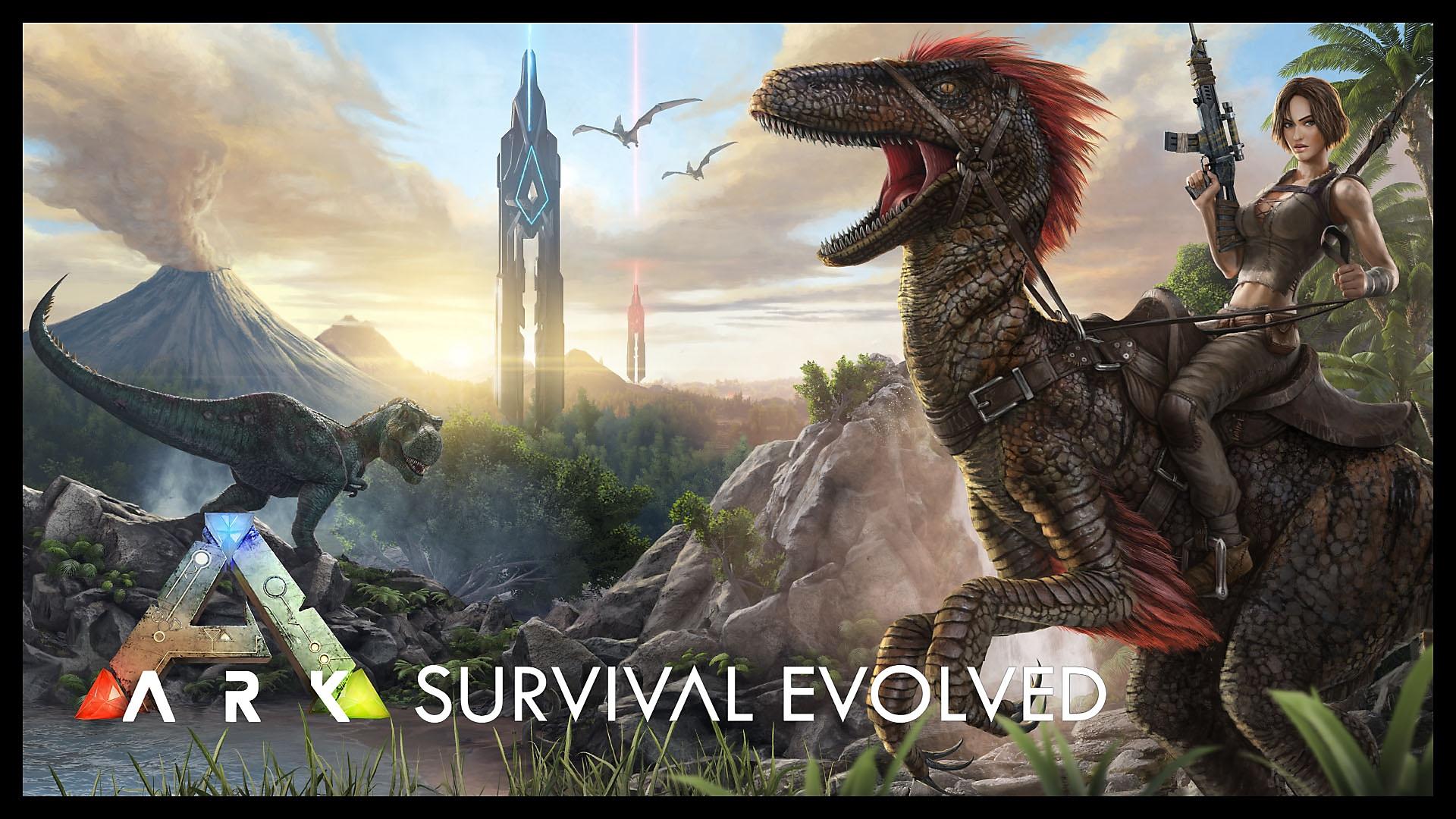 ARK: Survival Evolved - Tráiler de lanzamiento