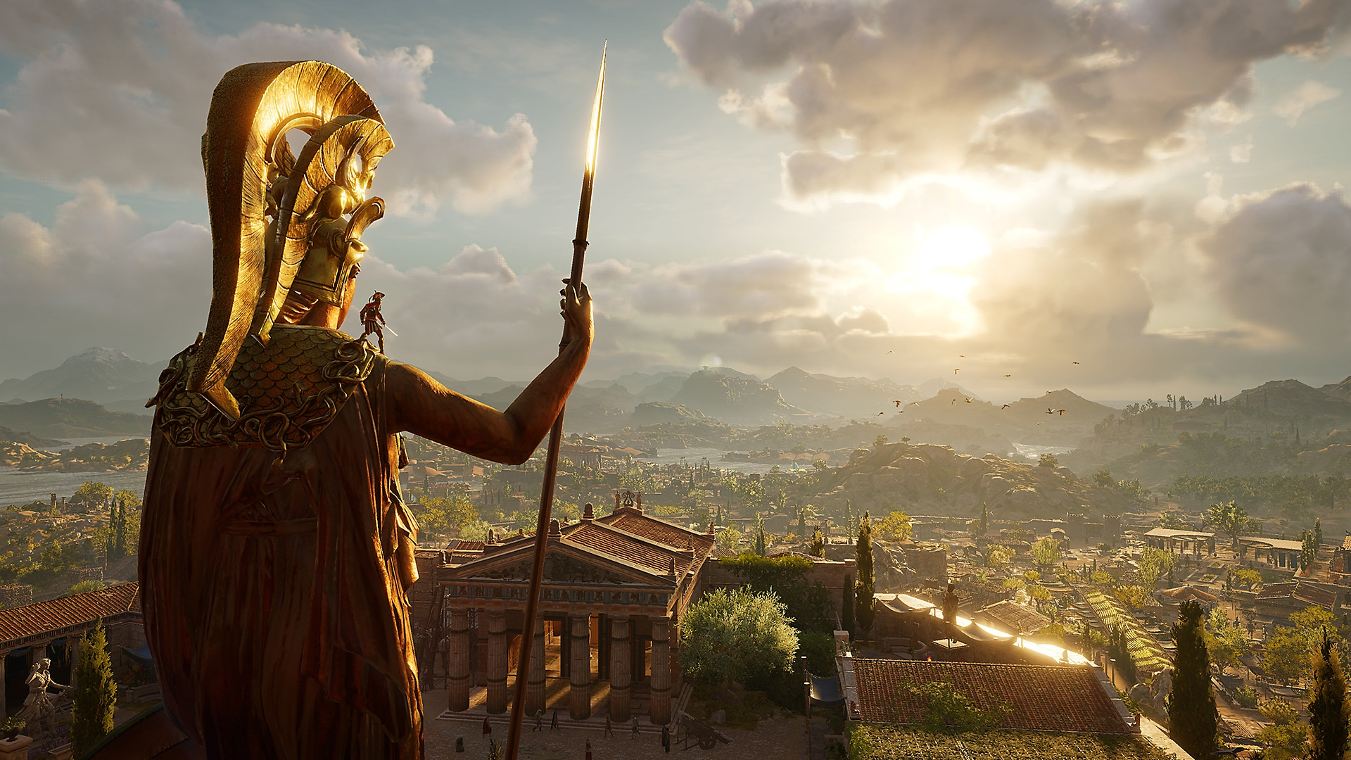 Assassin's Creed Odyssey - Screenshot