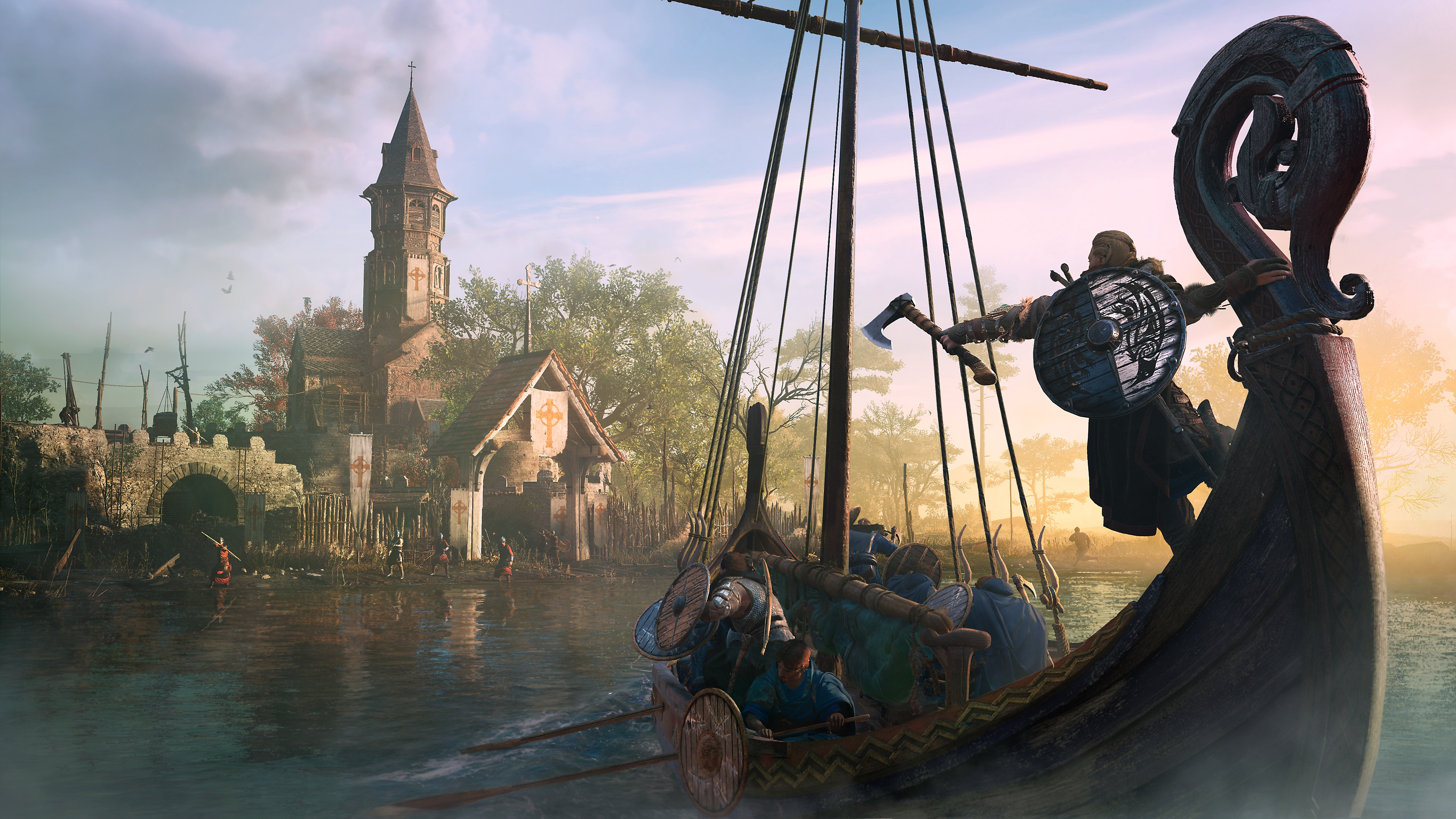 Assassins Creed Valhalla - reveal screenshot