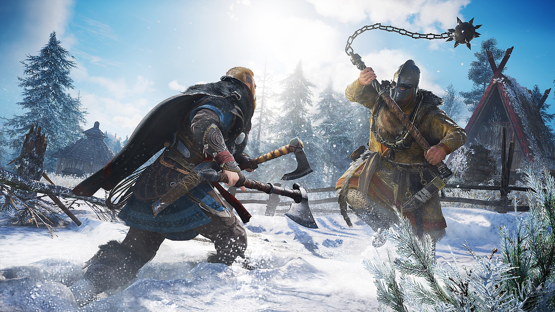 Assassin's Creed Valhalla - Announcement Screenshot