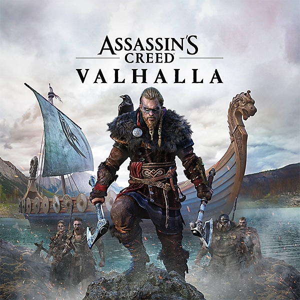 Assassin's Creed Valhalla - Standard Edition Digital Pack Shot