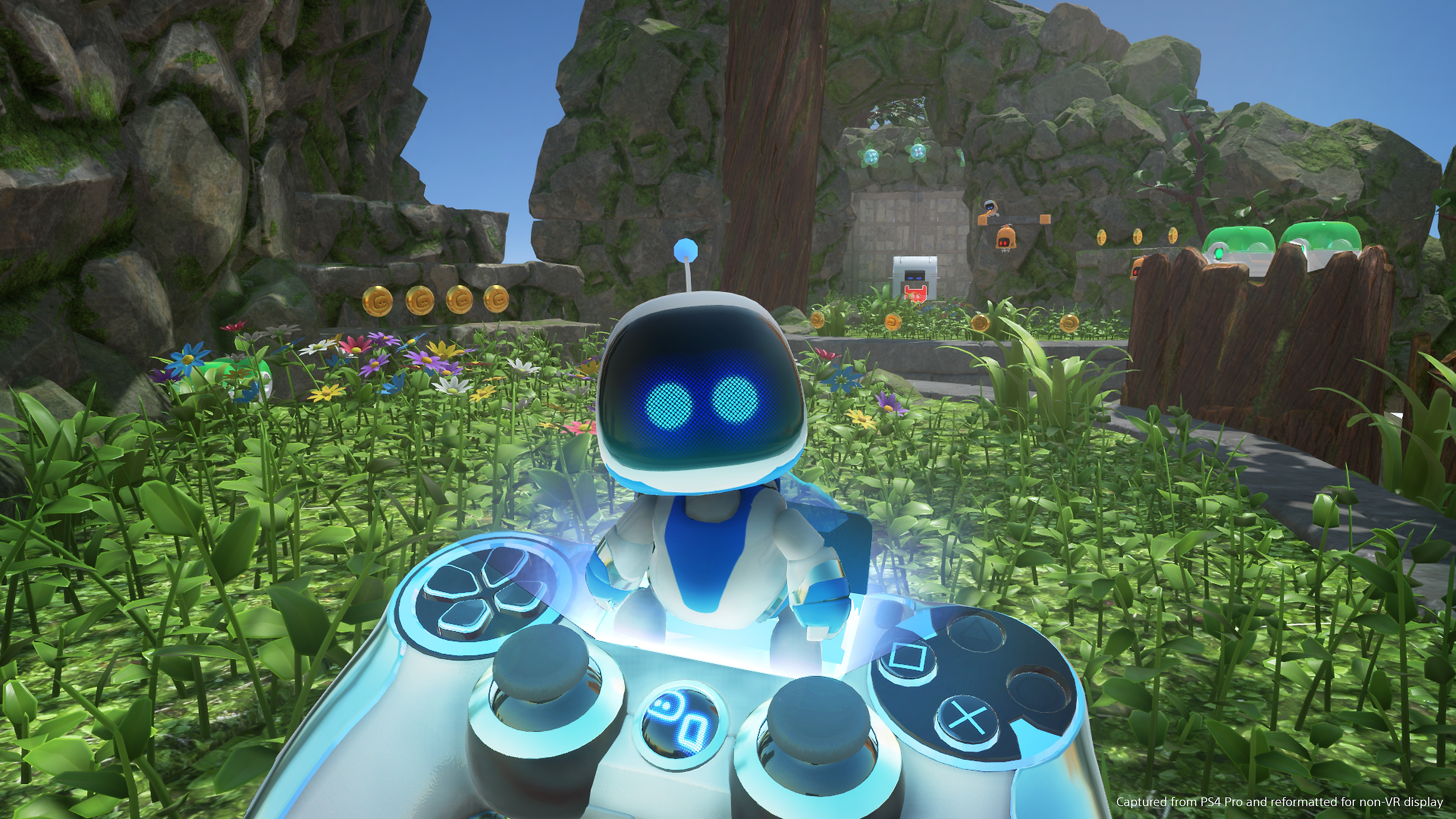Capture d'écran 4 Astro Bot Rescue Mission