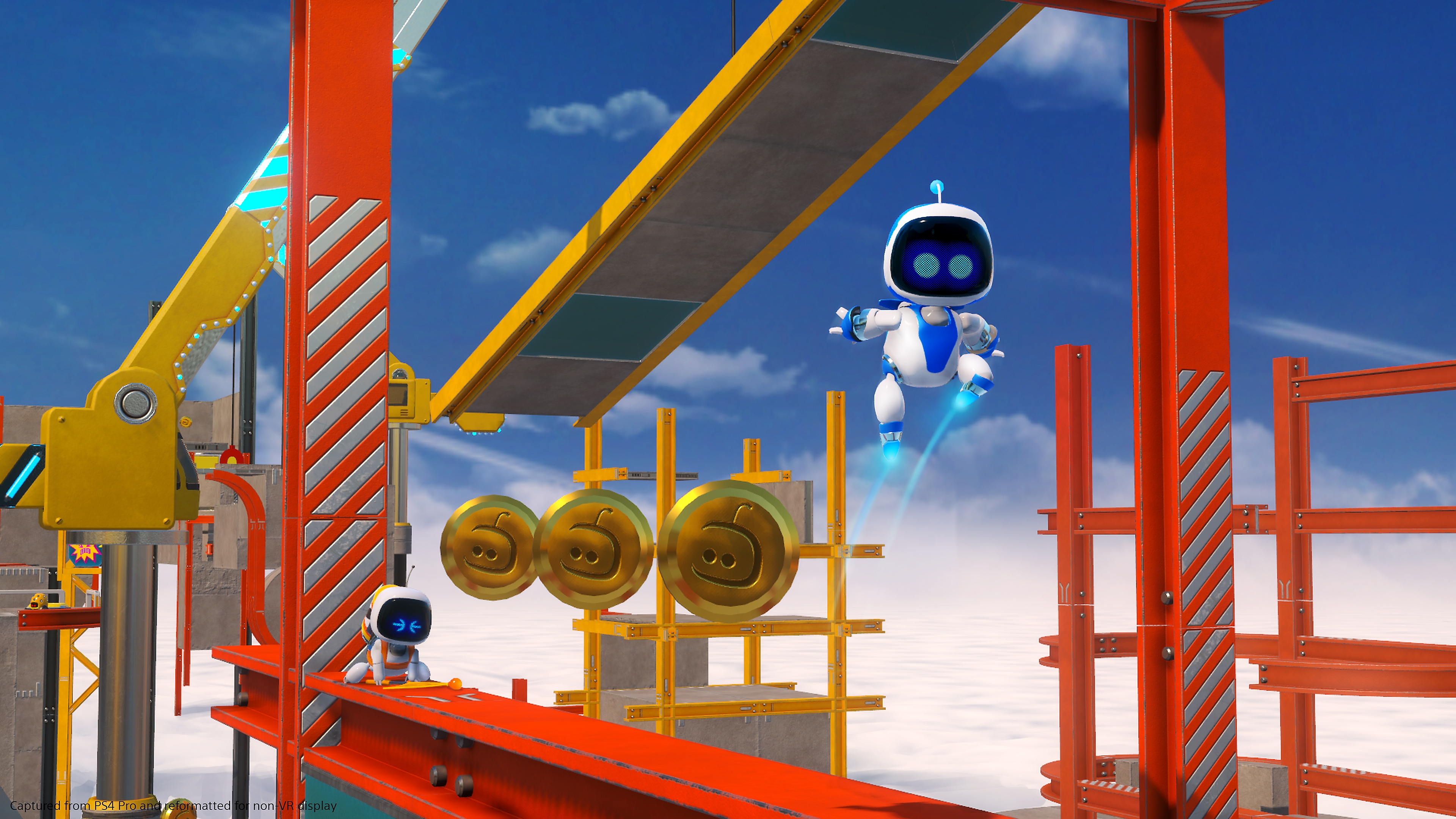 Astro bot rescue mission screenshot 4