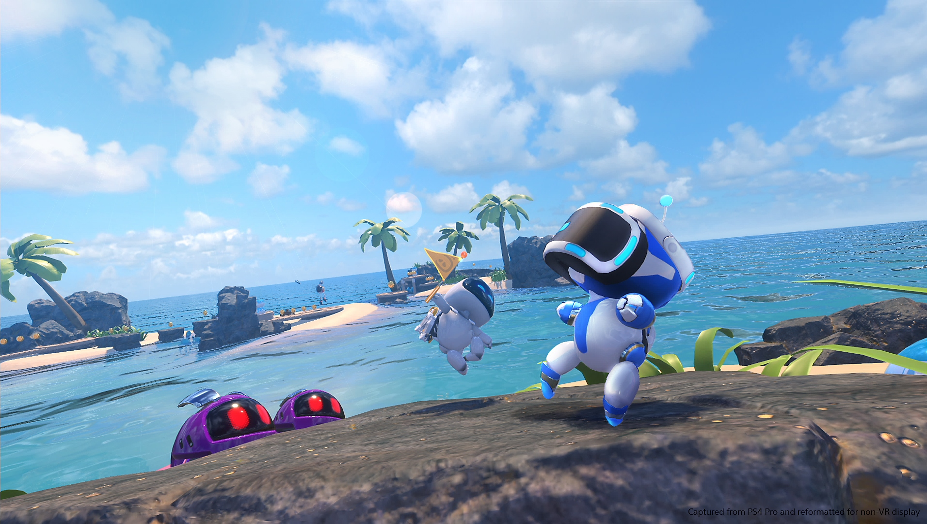 Capture d'écran 1 Astro Bot Rescue Mission