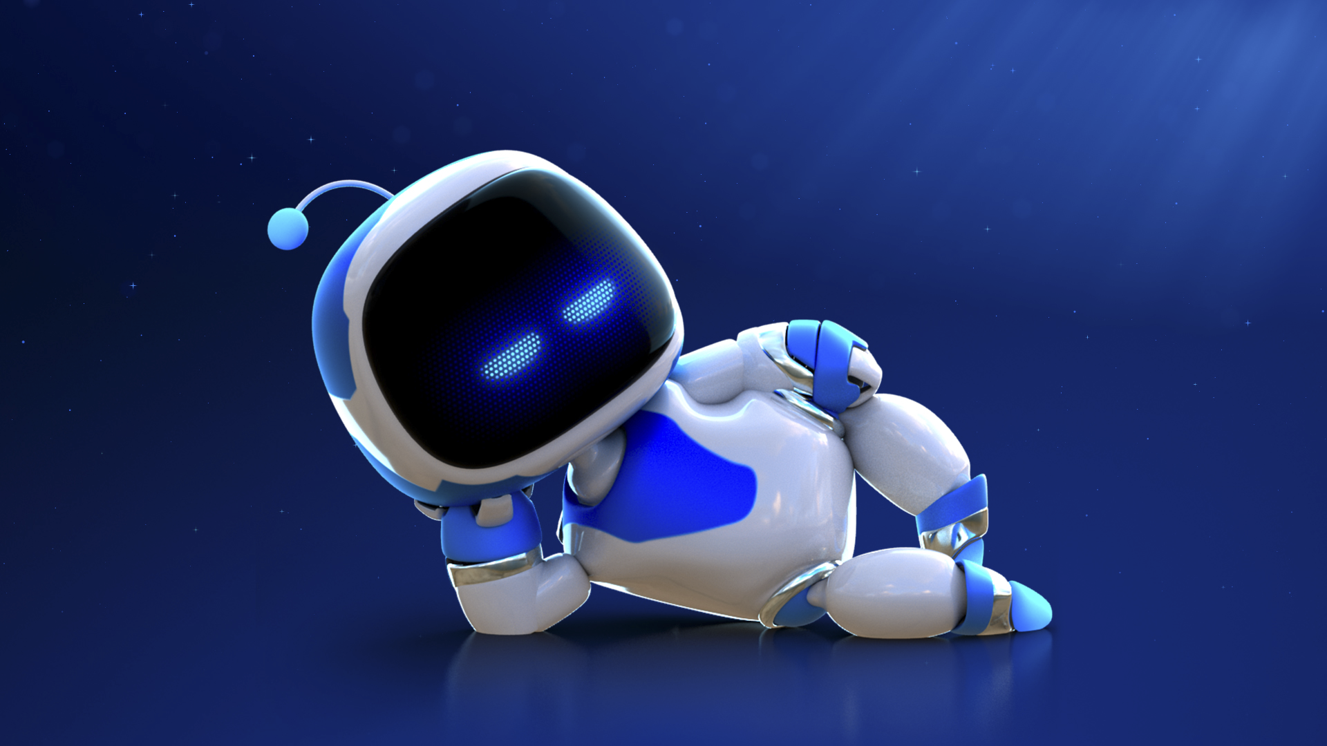 《ASTRO BOT Rescue Mission》桌布