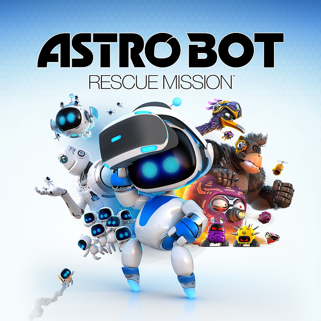 Astro Bot free with Play at Home