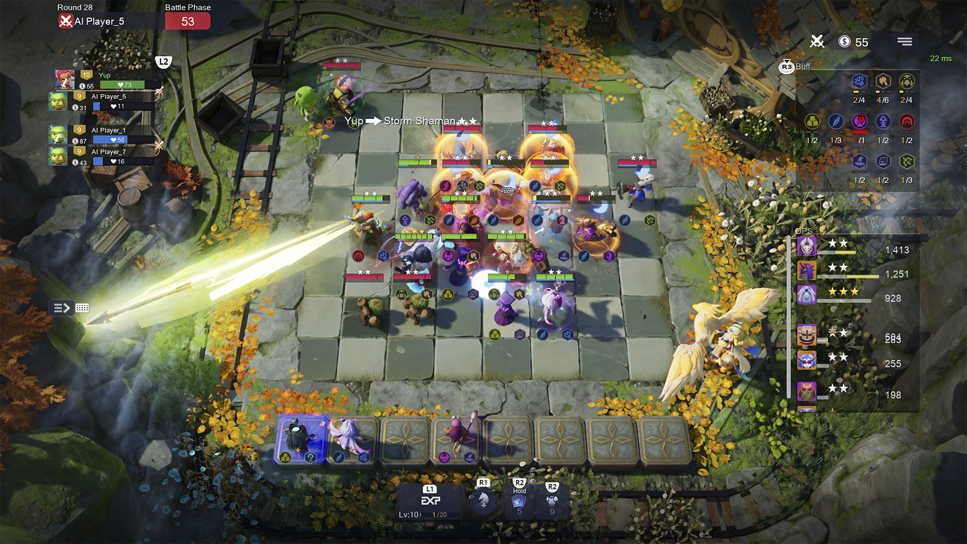 Auto Chess - Screenshot