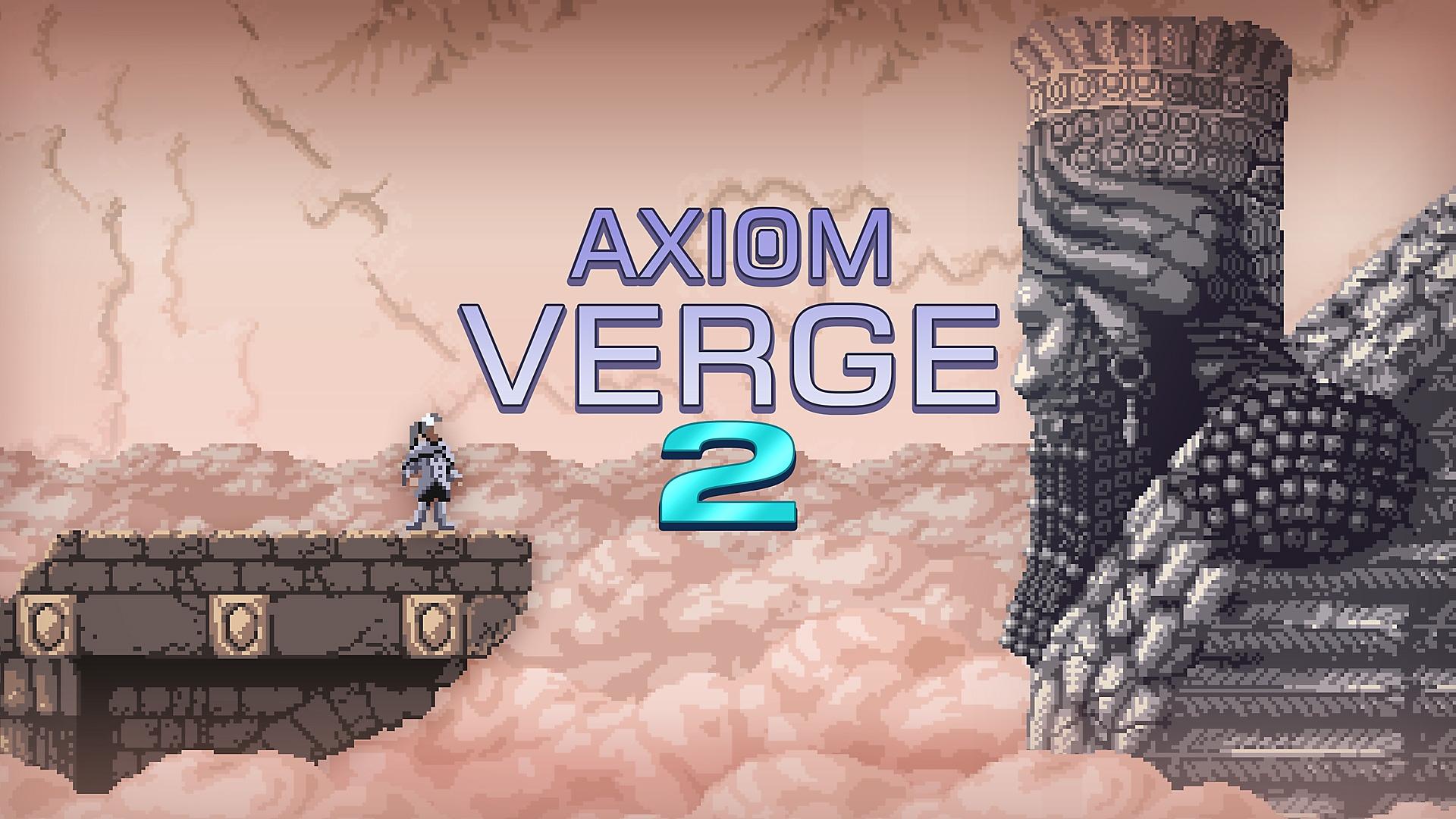 Axiom Verge 2 - Breach Gameplay Trailer | PS5, PS4