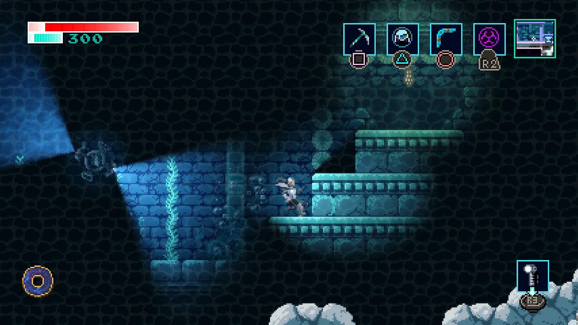 Axiom Verge 2 - reveal screenshot
