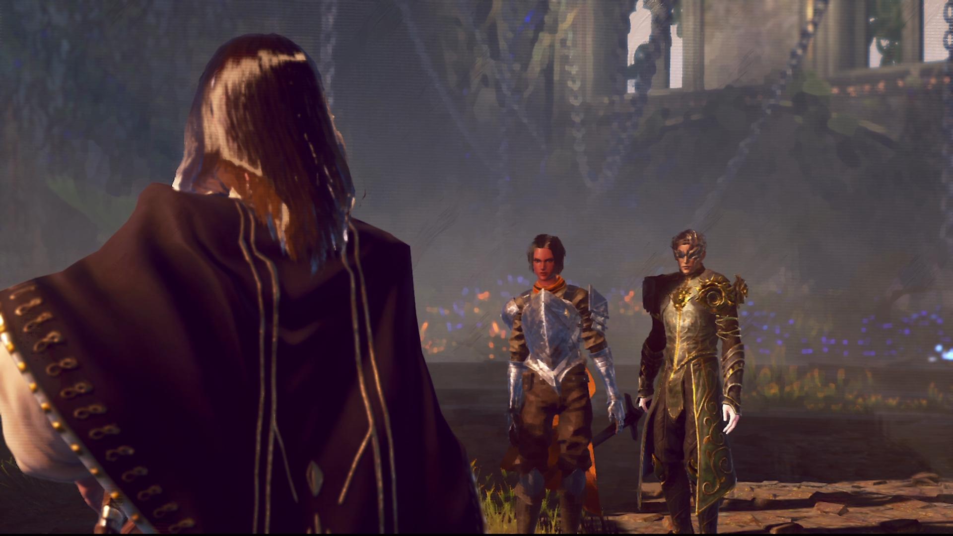 Babylon's Fall screenshot