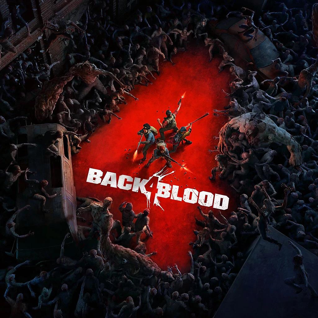 Back 4 Blood - Store Art