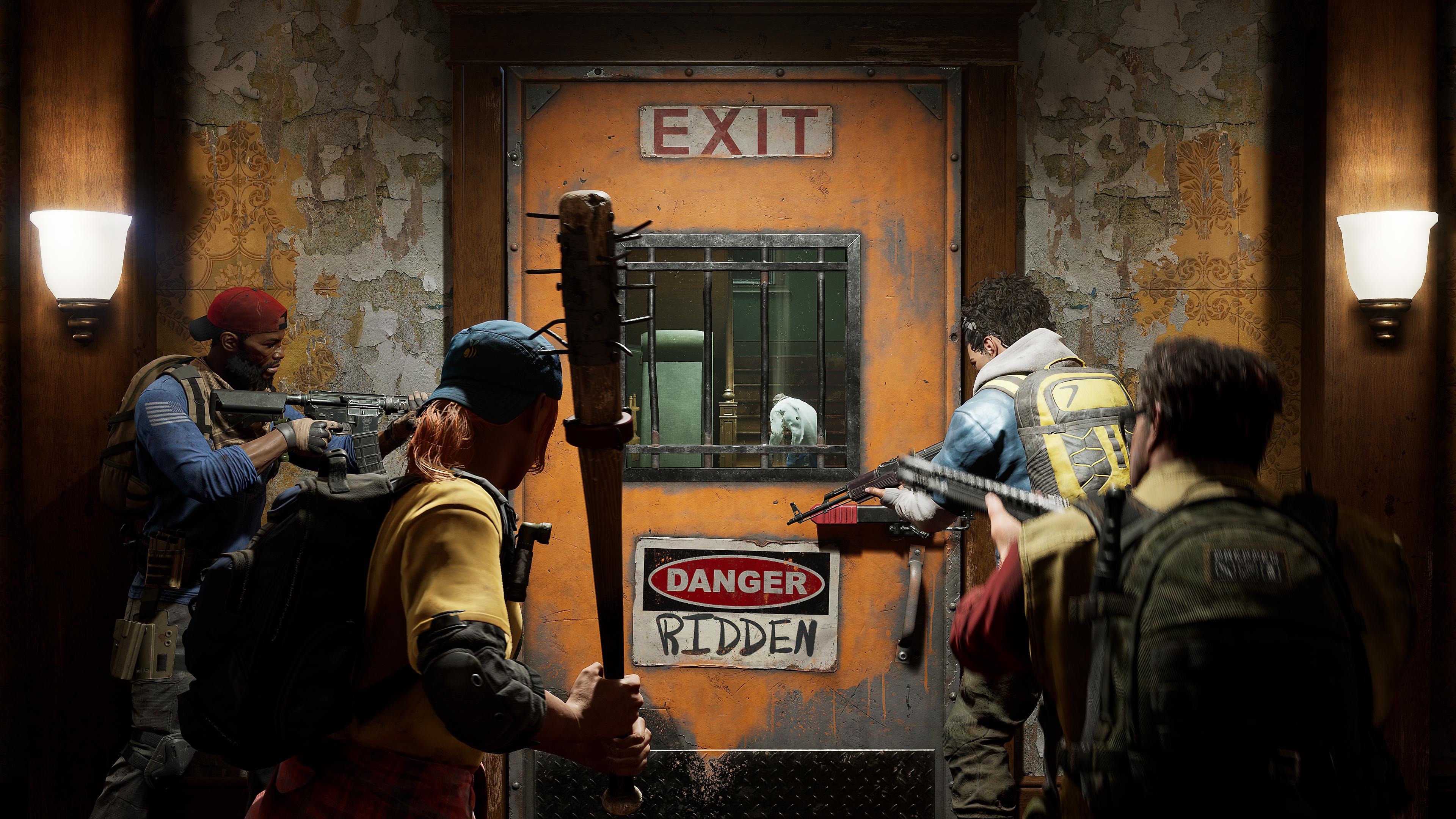 Back 4 Blood team screenshot