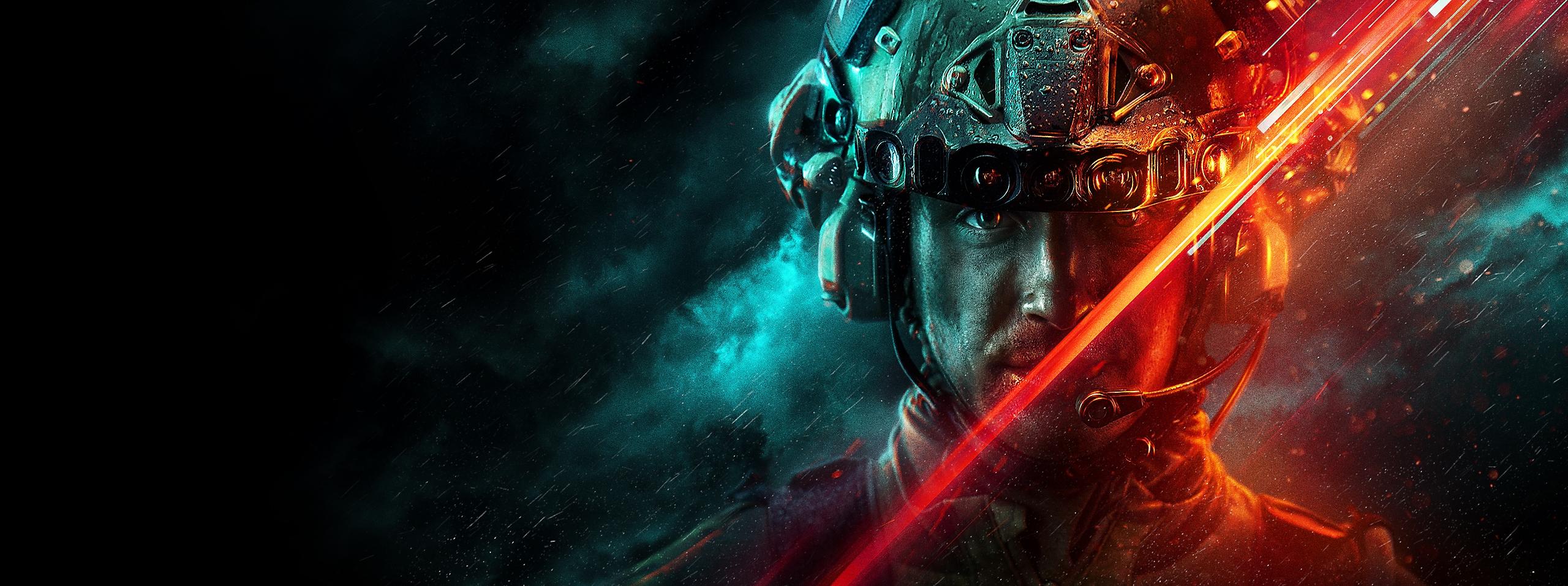 Battlefield 2042 - Key Art