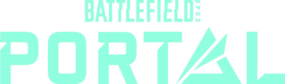 Battlefield 2042 - logo de Battlefield Portal