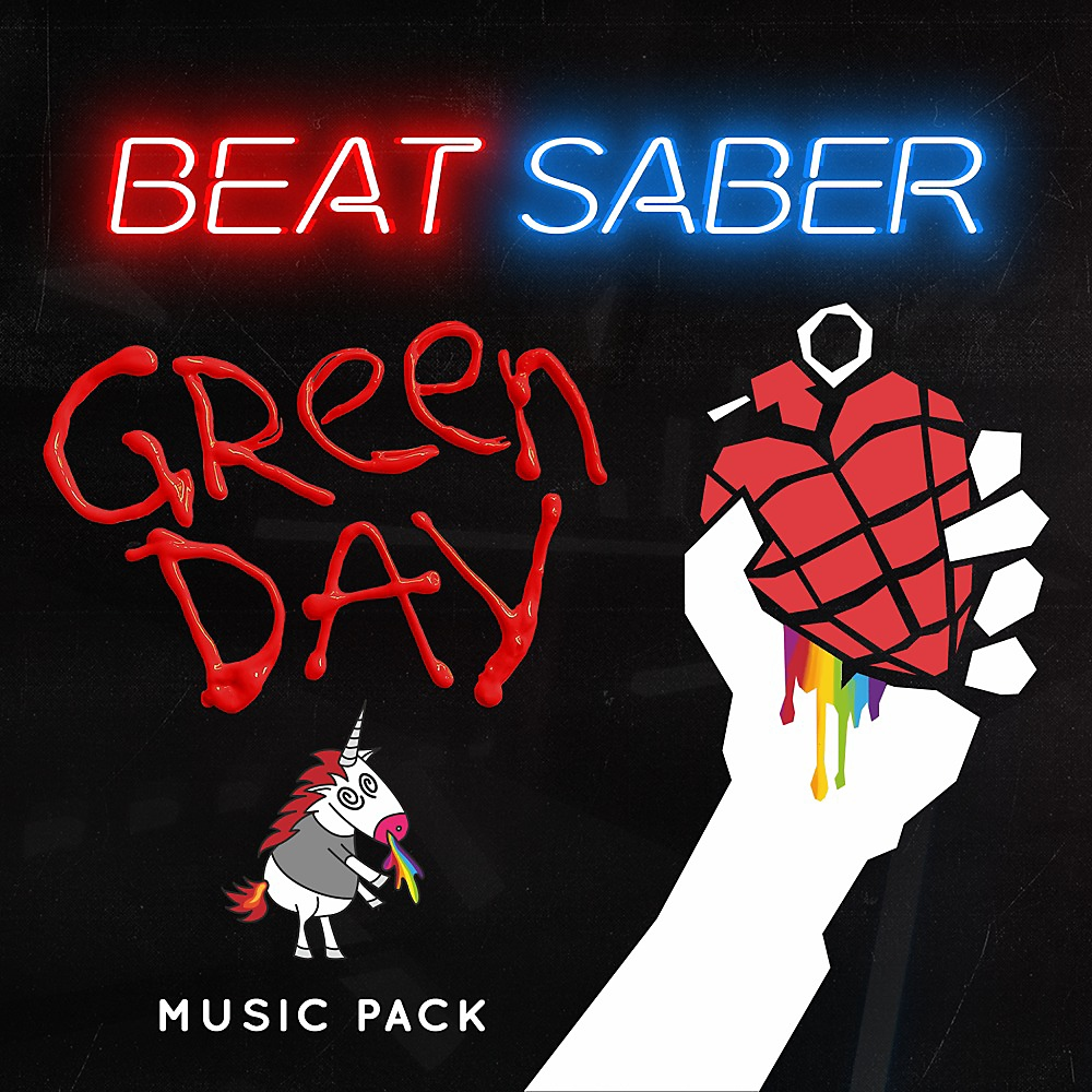 Pack de música de Beat Saber de Green Day