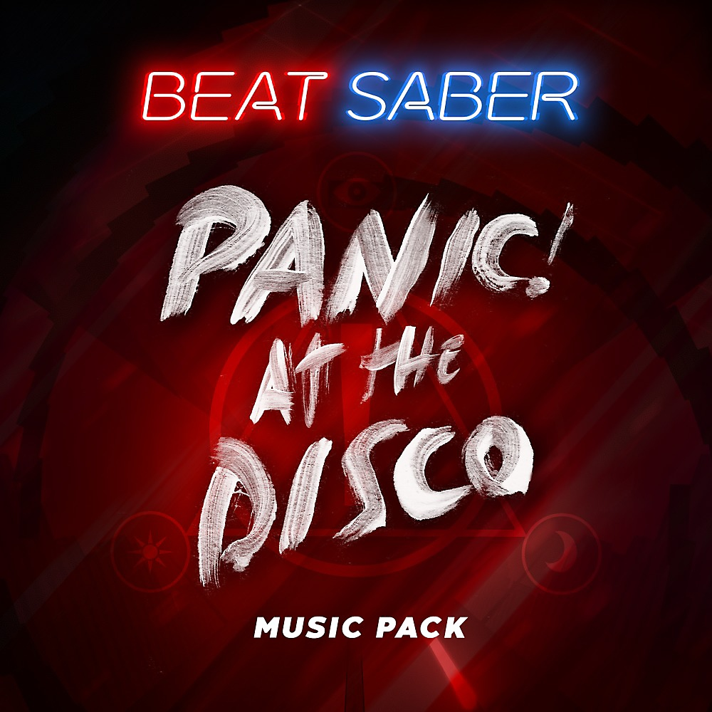 Beat Saber Panic at the Disco music pack
