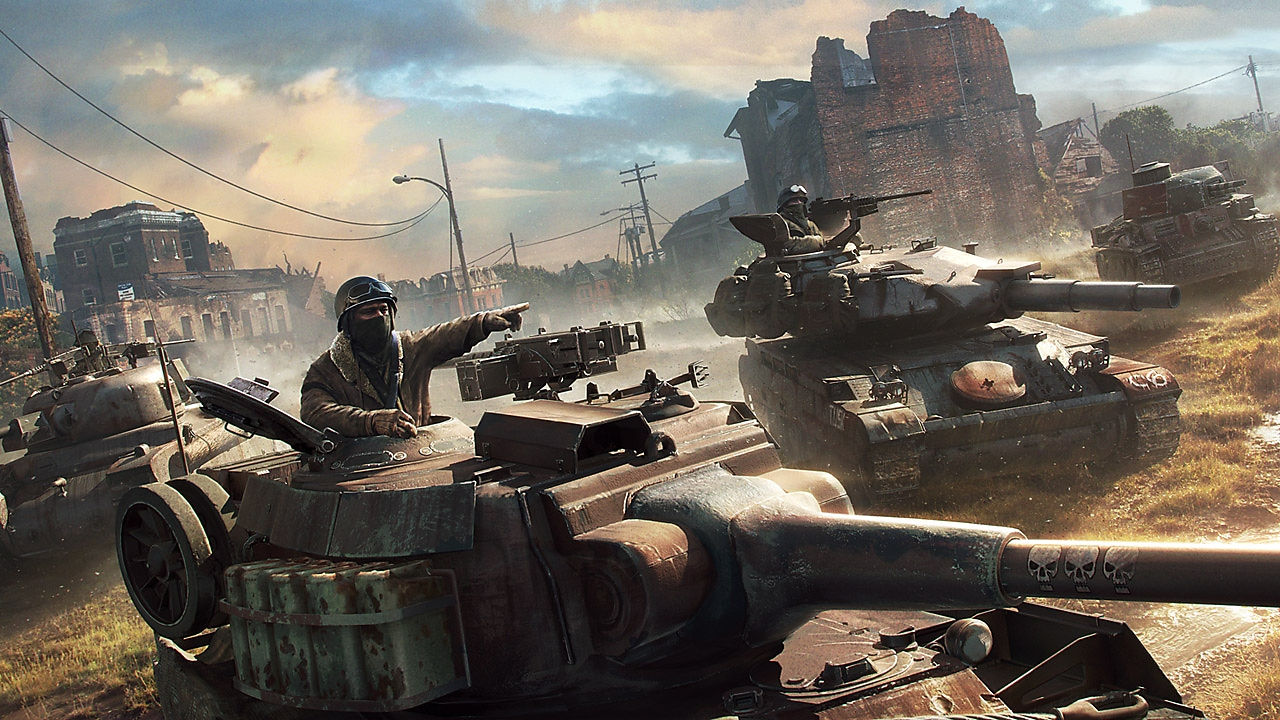 World of Tanks: Valor - Reveal Trailer | PS4