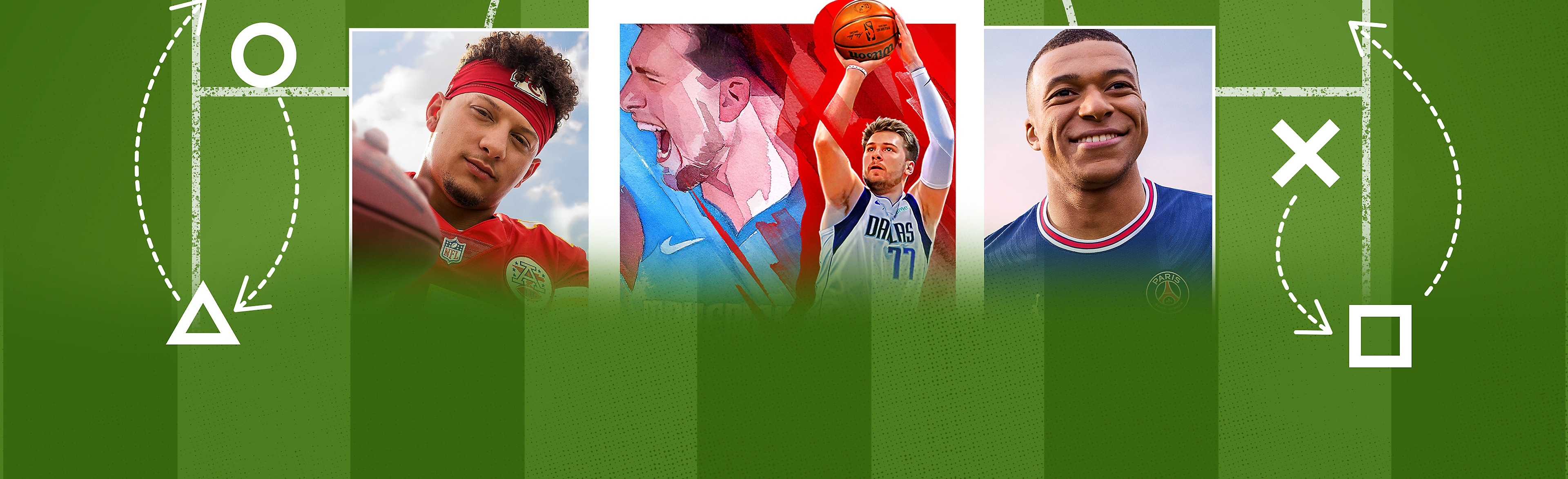 Meilleurs jeux de sport sur PS4 - Hero