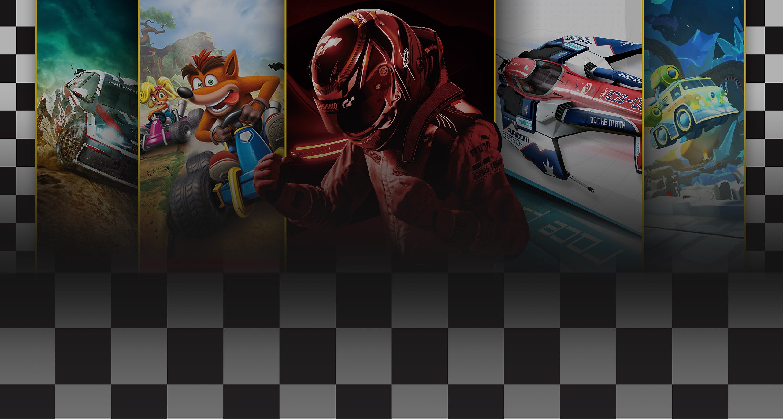 The best racing games on PS4
