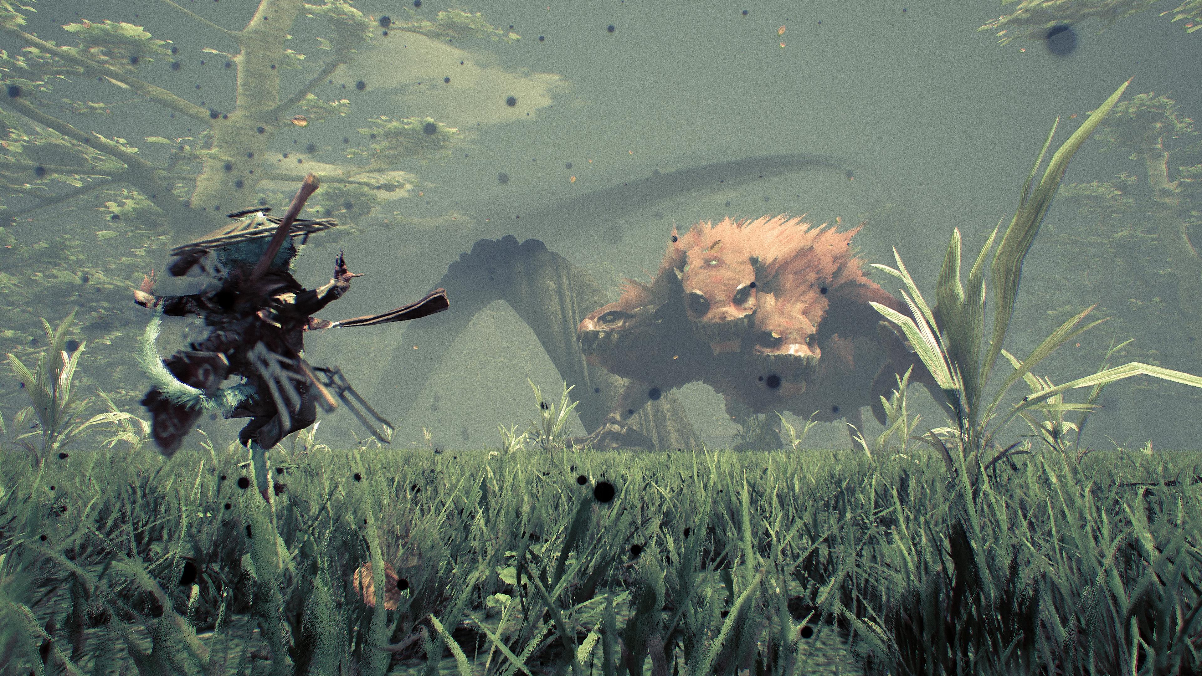 Biomutant screenshot