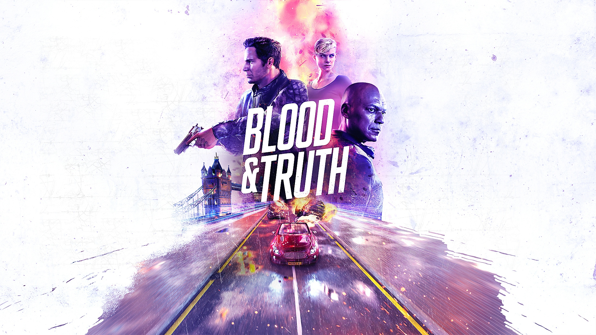 blood & truth skärmbild