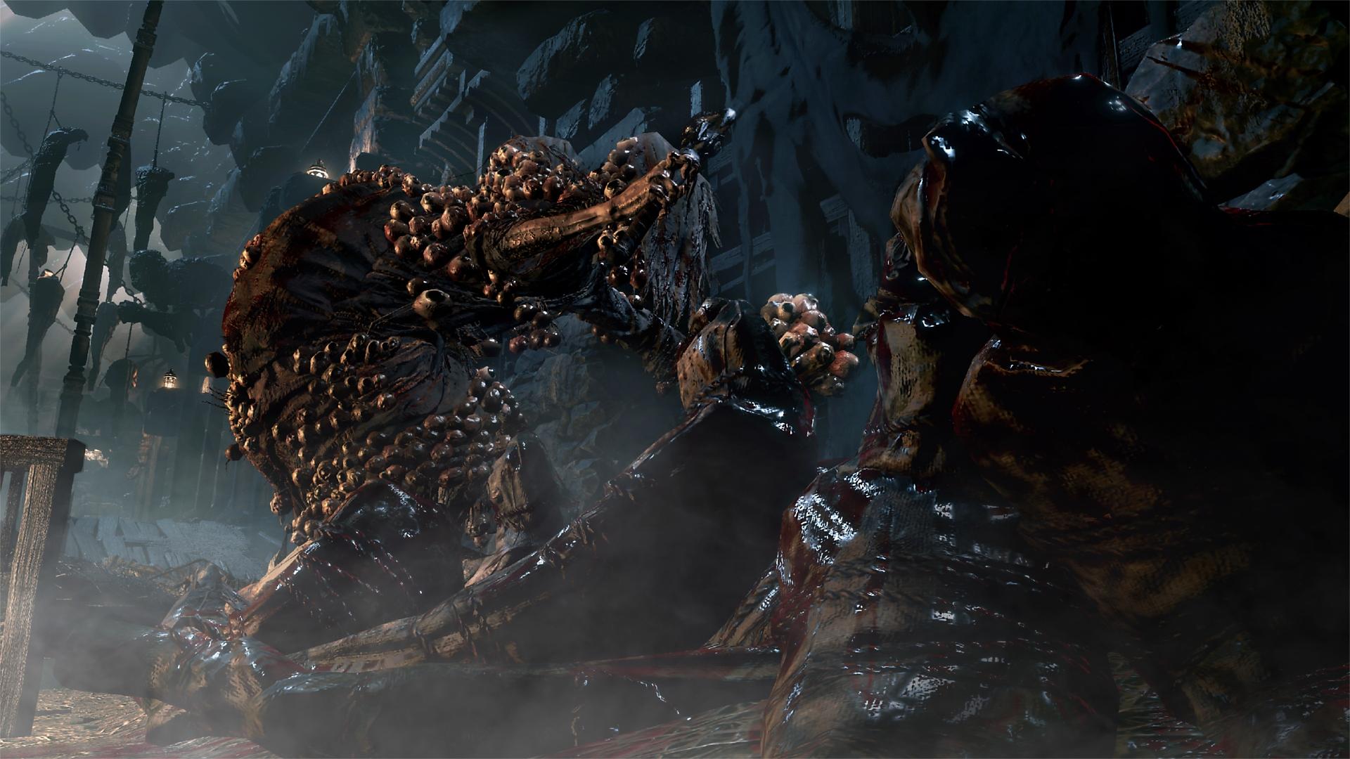 Bloodborne - Screenshot 4