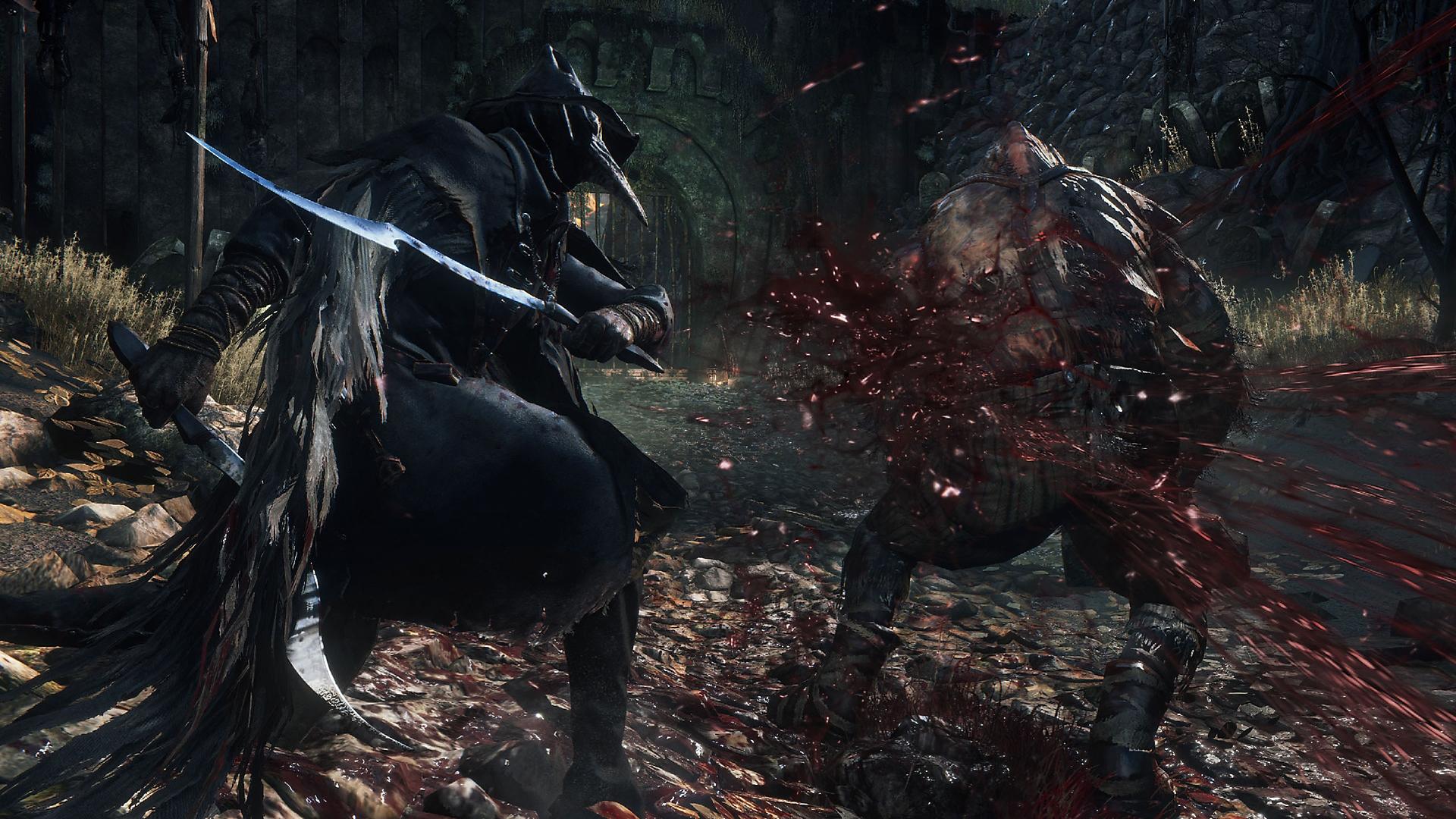 Bloodborne - Screenshot 2