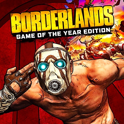 إصدار Game of the Year للعبة Borderlands