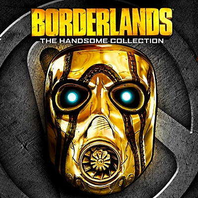 the Handsome Collection للعبة Borderlands