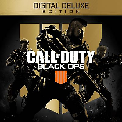 Call of Duty: Black Ops 4 - Edición Digital Deluxe