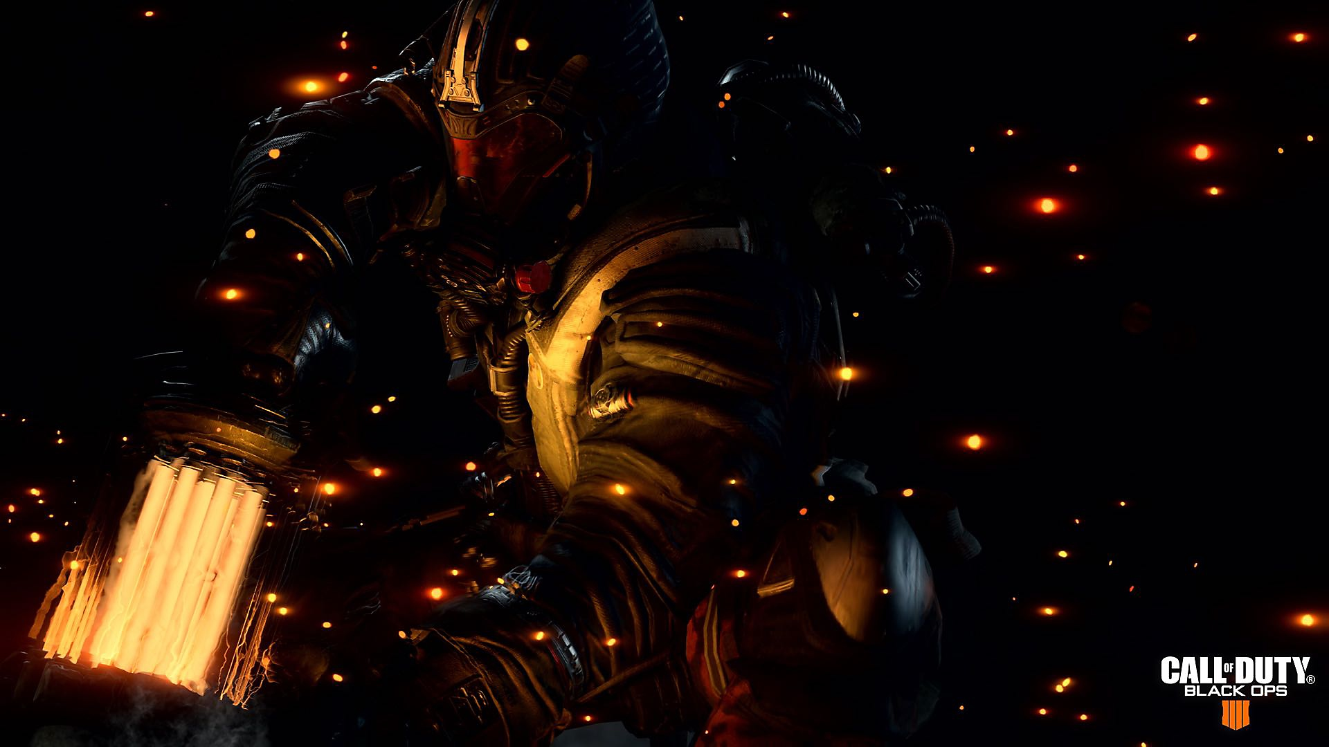 Call of Duty: Black Ops 4 - Captura de pantalla